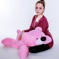 Мишка Умка розовый - 55 см