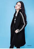 Кашемировое женское пальто 5-837 ан