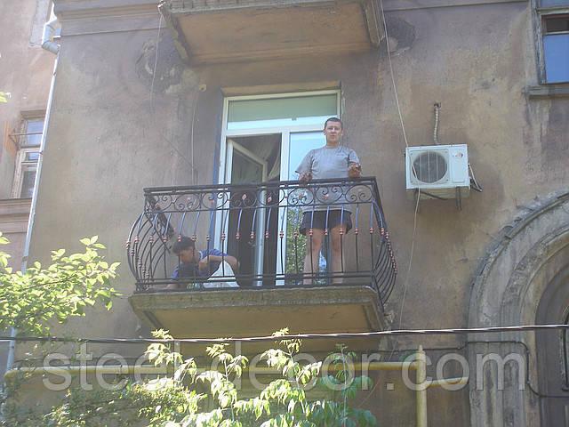 Балкон - Steel-decor в Мариуполе