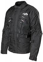 Modeka Vortex Black Sz.S Мотокуртка текстильная