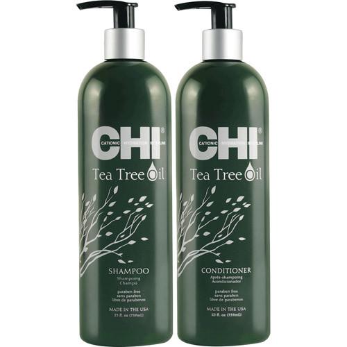 Кондиционер CHI TEA TREE OIL (масло чайного дерева)