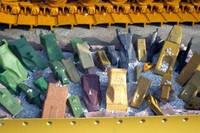 Зубья, коронки, пальцы, адаптера на ковши Caterpillar, Esco, Volvo, UNITOOTH, Komatsu, Hyundai, Doosan, Киев