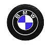 """Чехол для запасного колеса. """"BMW"""" 65х25"""