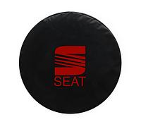 """Чехол для запасного колеса. """"SEAT"""" 65х25, фото 1"""