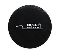 """Чехол для запасного колеса. """"Opel"""" 65х25, фото 1"""