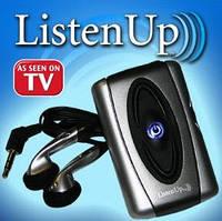 Listen Up As Seen On TV слуховой аппарат (усилитель слуха)