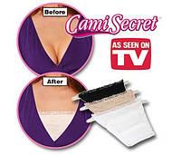 Cami secret ками сикрет - решение для открытых топов и платьев
