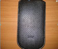 Чехол карман оригинал НТС Wildfire S a510e (кожа)