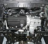 Захист картера двигуна,кпп Skoda Rapid 2012 - з установкою! Київ, фото 4