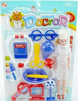 Детский набор доктора 8206B-3