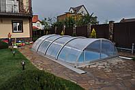 Павильон CLASSIC 8,50х3,30x1,25 м (4 секции)