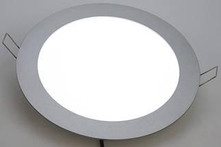 Светильники светодиодные потолочные врезные и накладные