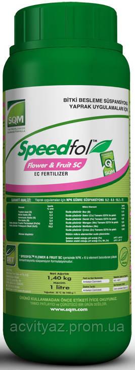 Стимуляторы роста Спидфол Амино Цветение и Плодоношение / Amino Flower and Fruit 1 литр