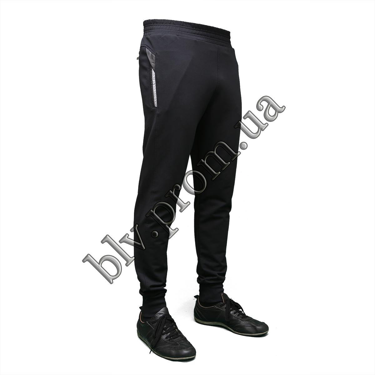 Мужские спортивные штаны ОПТОМ под манжет тм. MARATON пр-во. Турция 10291N