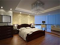 Кровать двухспальная Доминика