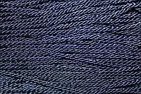 Канат декоративный 3мм (т) (50м) т.синий, фото 1