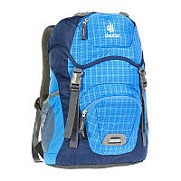 Рюкзак детский Deuter Junior coolblue/check (36029 3014)