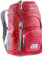 Рюкзак детский Deuter Junior raspberry/check (36029 5003)