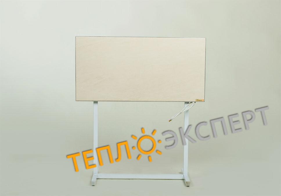 Керамическая инфракрасная панель для ванной комнаты, кухни SLIM 30*60 300 Вт (7 м2)