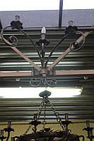 Светильник кованный (ручная работа)