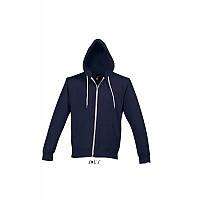 Толстовка-батник (куртка) унисекс на молнии от ТМ СОЛС SILVER, цвета: синяя, фиолетовая, красная, чёрная, фото 1