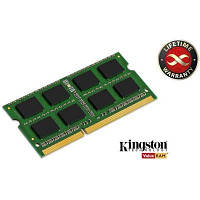 Модуль памяти SoDIMM DDR3 2GB 1600 MHz Kingston (KVR16S11/2)