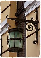 Кованый светильник светильник для улицы