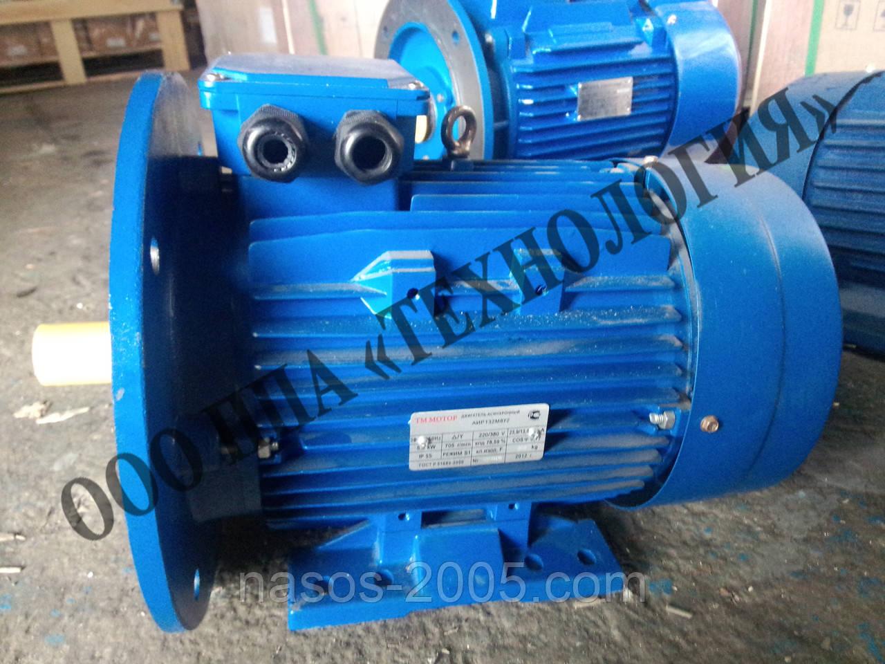Електродвигун АІР 100 S4 3 кВт 1500 об/хв
