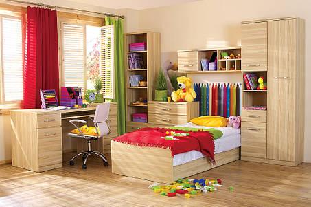 Детская спальня Инди бук татра (BRW TM), фото 2