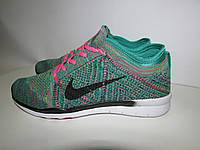 Кроссовки женские Nike FREE 5.0 (014) бирюза роза код 960А