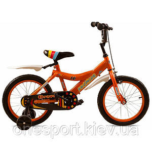 Велосипед детский Premier Bravo 16 Orange (оранжевый) 2015 (код 160-225740)