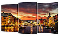 Модульная картина 363 Венеция В заметки