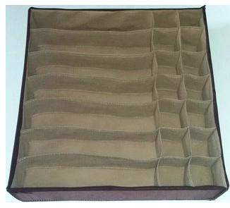 Органайзеры для белья по индивидуальным размерам (модель 26)
