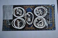 Набор для ремонта двигателя КамАЗ (Прокладки+РТИ) (Полный)