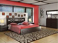 Кровать двухспальная Лиана