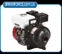 Полипропиленовая мотопомпа BANJO 800 л / мин. Двигатель HONDA 5.5 л.с.