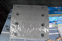 Накладка тормозная задняя WG9200340068 ON-C-22001 HOWO
