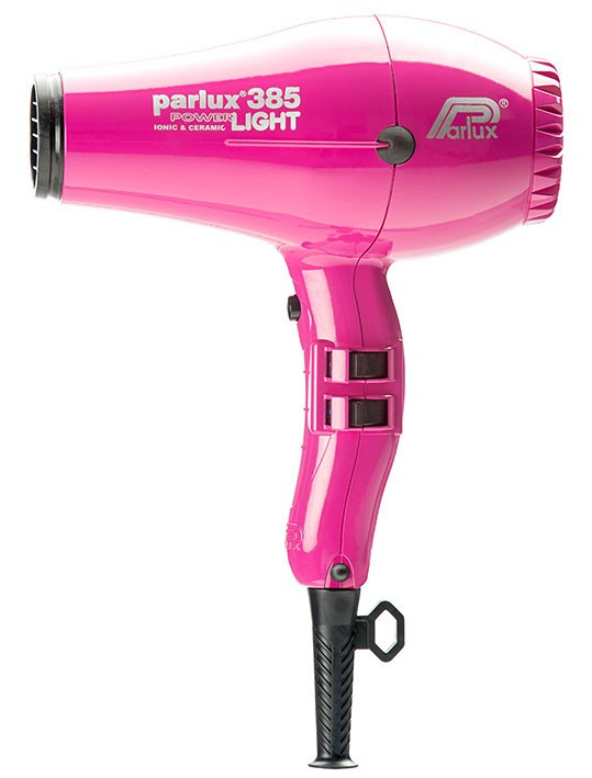 Фен Parlux 385 Powerlight P851T-pink розовый