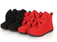 Стильні чобітки для дівчинки весна/осінь