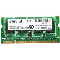 Модуль памяти SoDIMM DDR2 1GB 800 MHz MICRON (CT12864AC800)