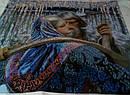 """Набор для вышивки бисером """"Встреча"""" (по мотивам картины К. Васильева), фото 4"""