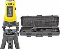 Аренда прокат профессионального лазерного нивилира с треногой Laserliner AutoCross-Laser 2 Plus – мощная модел