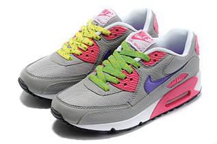 Кроссовки женские Nike Air Max 90 / 90AMW-130 (Реплика)