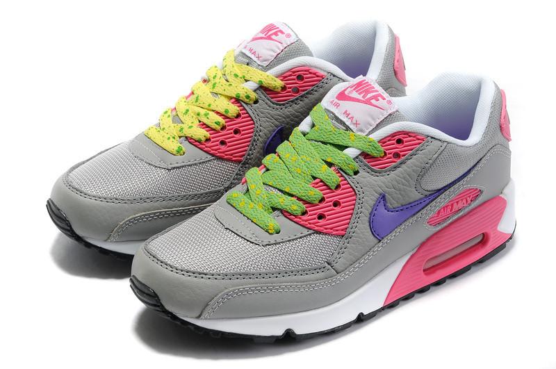 Кроссовки женские Nike Air Max 90 / 90AMW-130