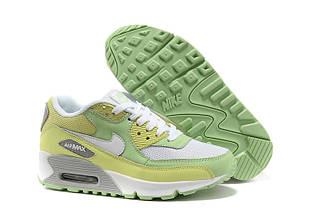 Кроссовки женские Nike Air Max 90 / 90AMW-132 (Реплика)