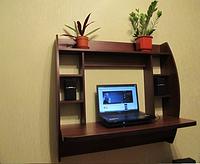 Стол компьютерный навесной СН1