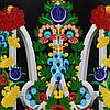 Футболка женская Тризуб в этно стиле, фото 2