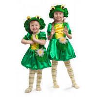 Карнавальный костюм для девочки Лягушка №5