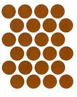 Минификс заглушка вишня самоклеющаяся 7061 (24  шт) (БС) 20 мм