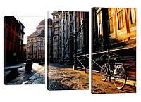 Модульная картина 255 Флоренция.Утро